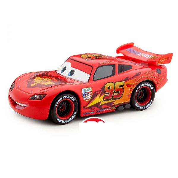 Cars 2 Lights Sounds Lightning: Cars Lightening McQueen Lights & Sounds