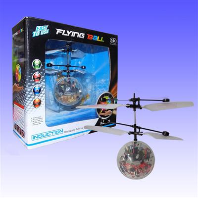 Flying Ball Helicopter.