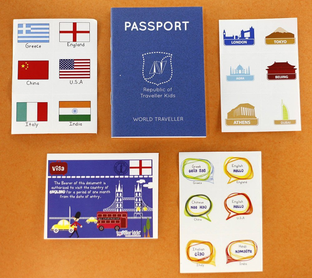 Play Passport Kit