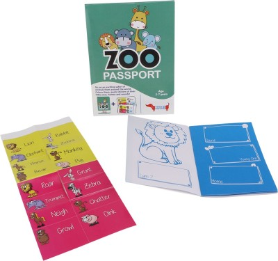 Zoo Passport Kit