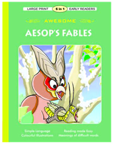 Awesome Aesop's Fables