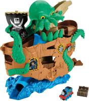 Adventures Sea Monster Pirate Set