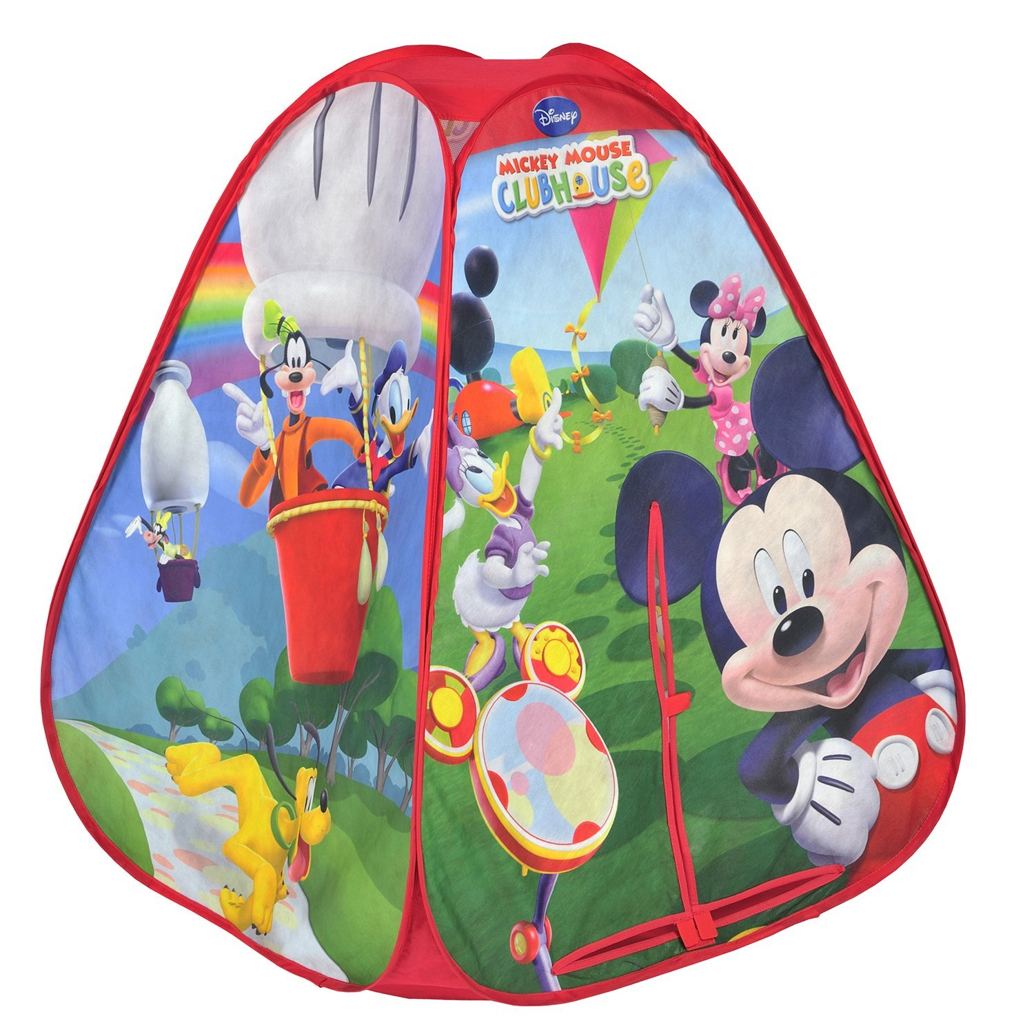 Mickey Mouse Clubhouse Pop Up Tent Worth of Item  Rs. 1899  sc 1 st  ToyExpress.in & Mickey Mouse Clubhouse Pop Up Tent
