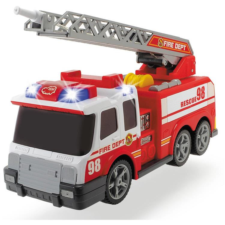 Fire Truck Rescue Vehicles