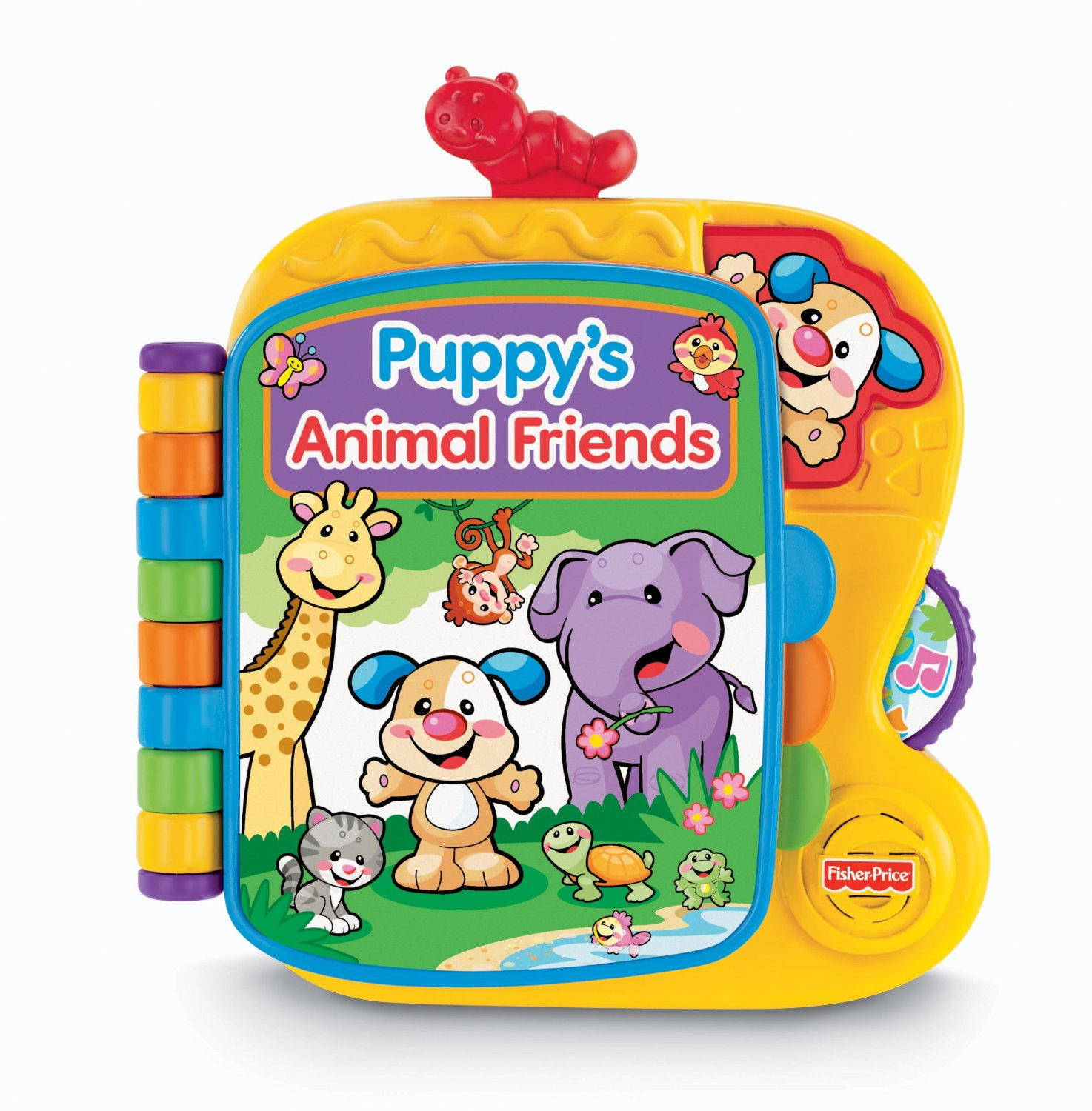 Puppy's Animal Friends Book