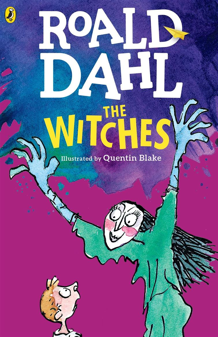 The Witches Kindle Edition(Roald Dhal)