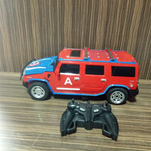 Marvel Remote Control Web Racer Car