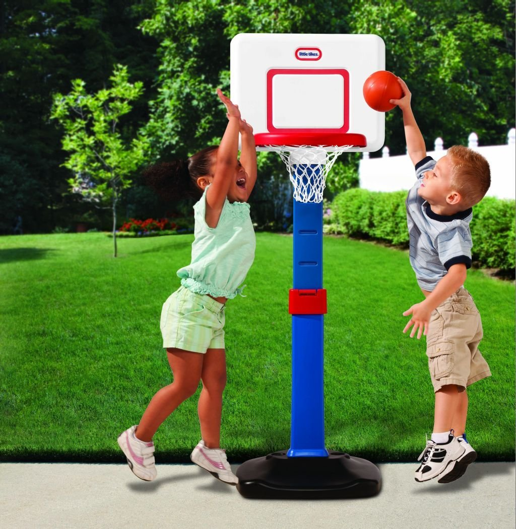 Tot Sports Basketball Set