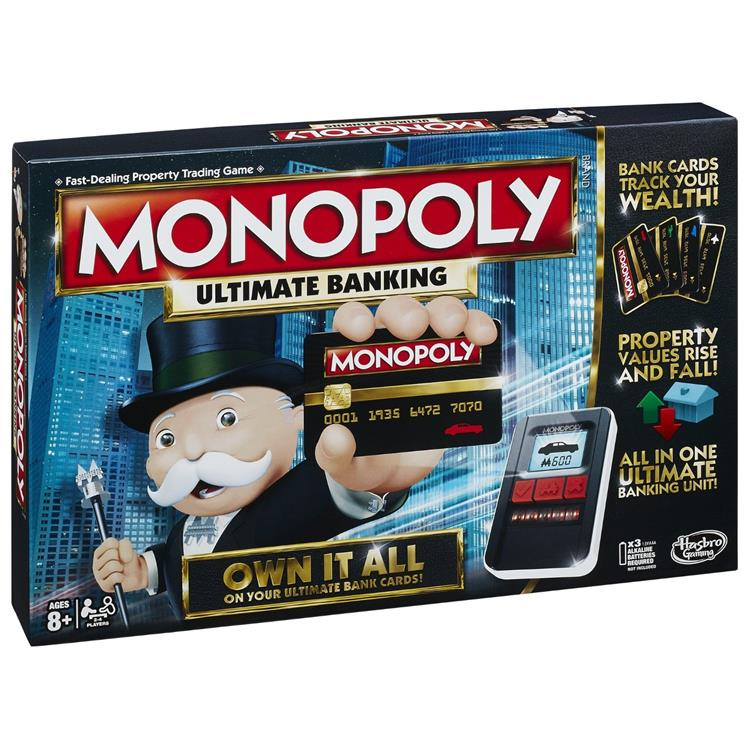 Monopoly Game : Ultimate Banking Edition