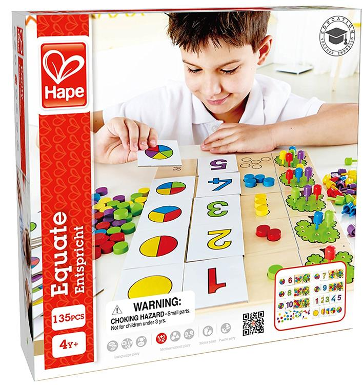 Home Education - Equate Game