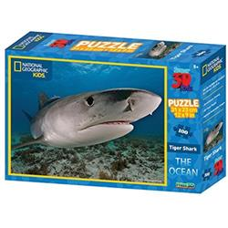 National Geographic The Oceantiger Shark 3D Puzzle