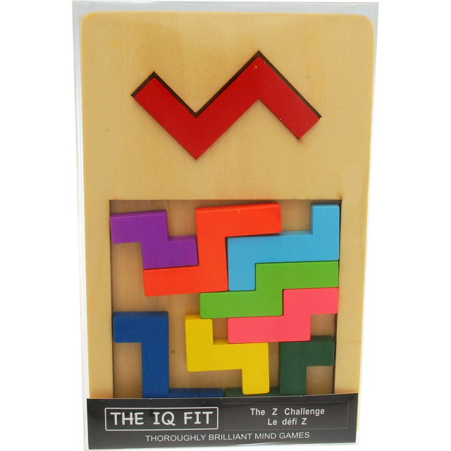 The IQ Fit- The Z Challenge