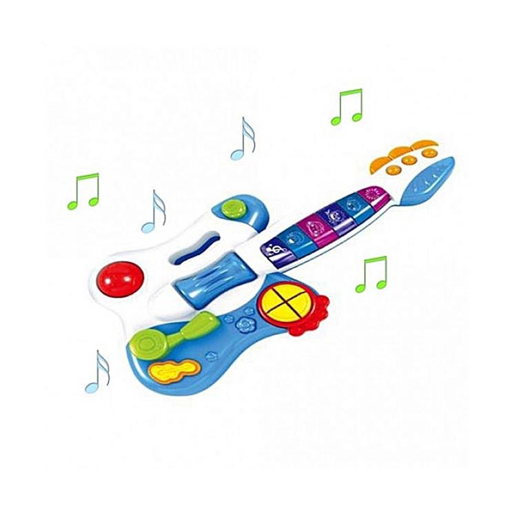 Interactive Dynamic Guitar for Kids