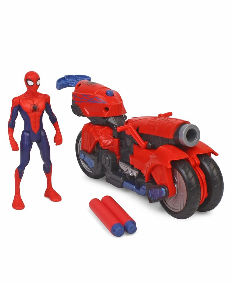 Marvel Spider Cycle Red & Blue