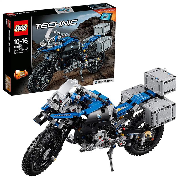 LEGO Technic BMW R 1200 GS Adventure Bike