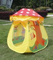 Mushroom Pop up Play House Tent