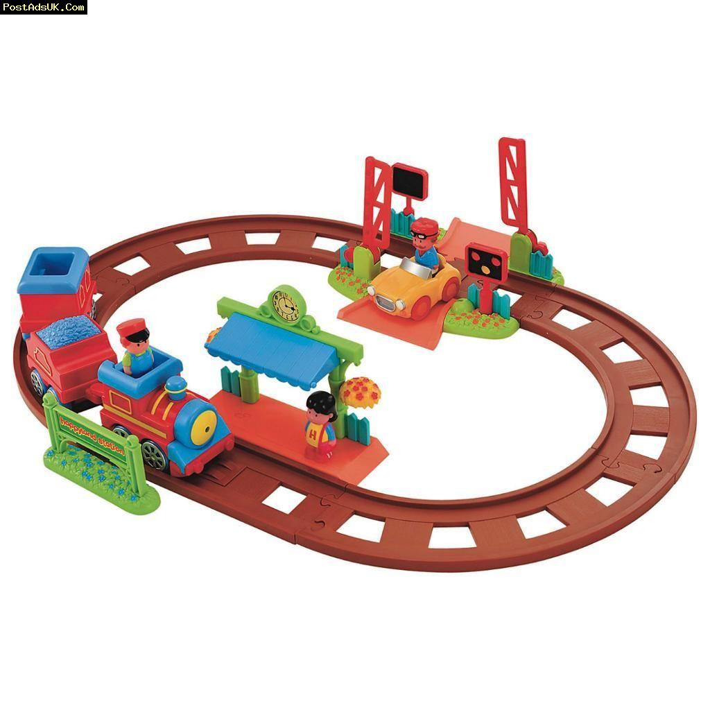 Happy Land Country Train Set