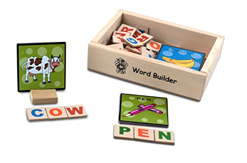 Word Builder - Wooden