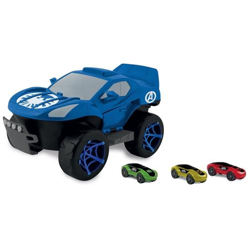 Marvel Avengers Car Playset