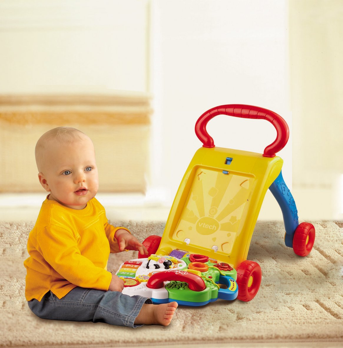 Baby First Steps Baby Walker