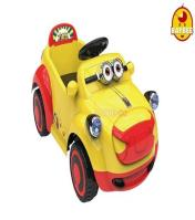 Minion Battery Operated Car