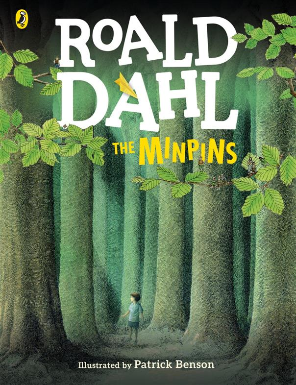 The Minpins (Dahl Colour Illustrated)
