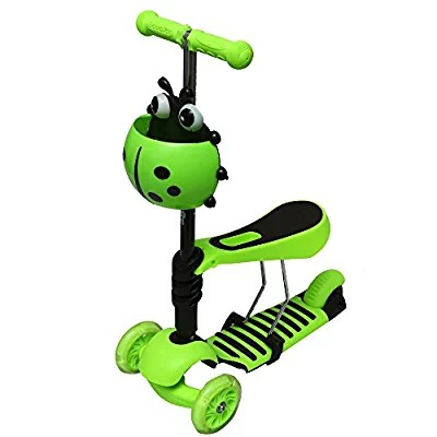 Wish Key 3 in 1 Scooter for kids
