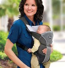 GO BABY CARRIER BLUE WAVE
