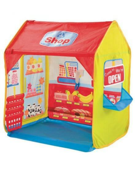 Shopping Playtent