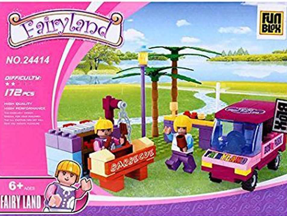 Fun Blox Princess Fairyland Blocks