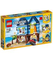 Lego Beachside Vacation, Multi Color
