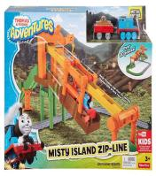 Thomas and Friends Craw Misty Island Zipline