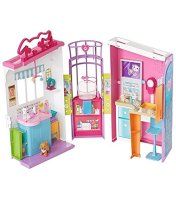 Barbie Pet Care Centre, Multi Color