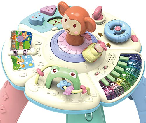 Kids Interactive Educational Colorful Learning Table