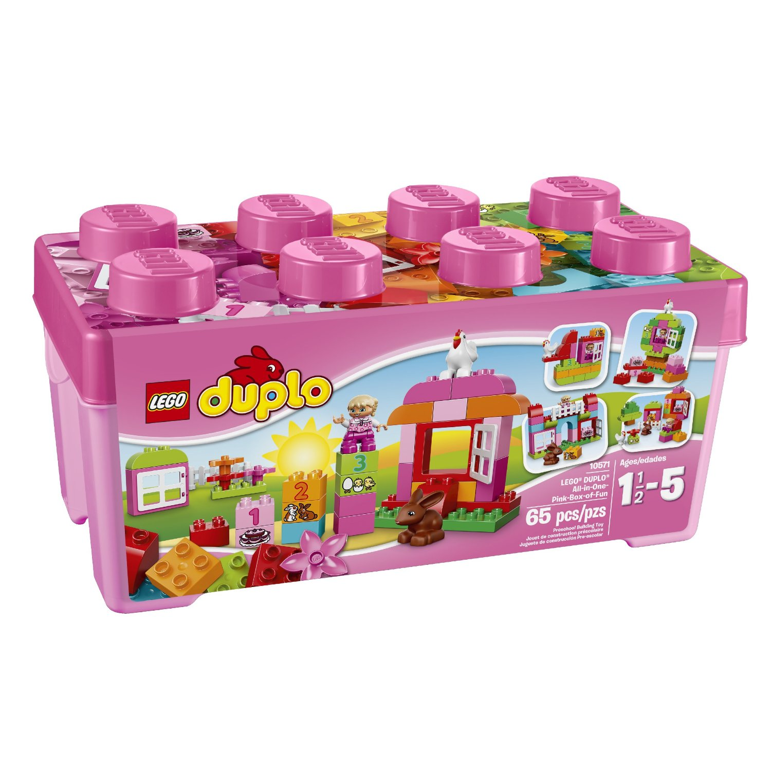 Lego Duplo All-In-One-Pinkbox
