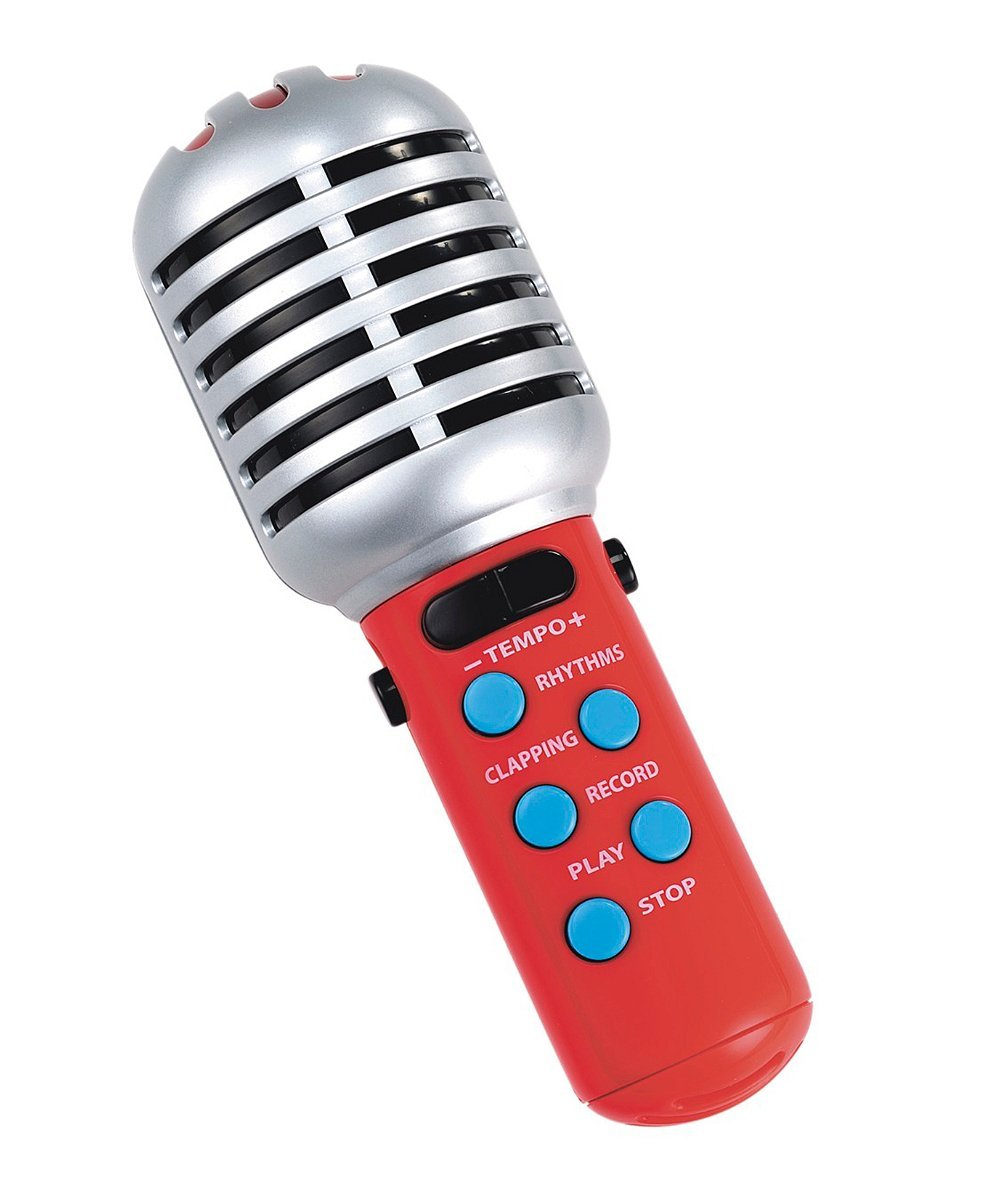 Light it up Microphone