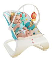 Carnival Comfort Curve Bouncer, Multi Color