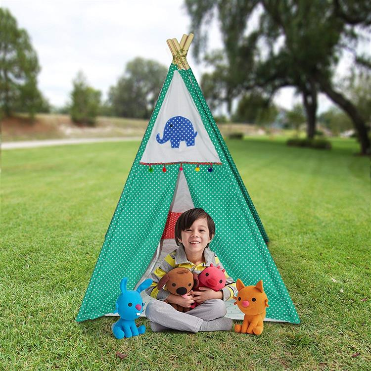 Creative Textile Cotton Play Tent House