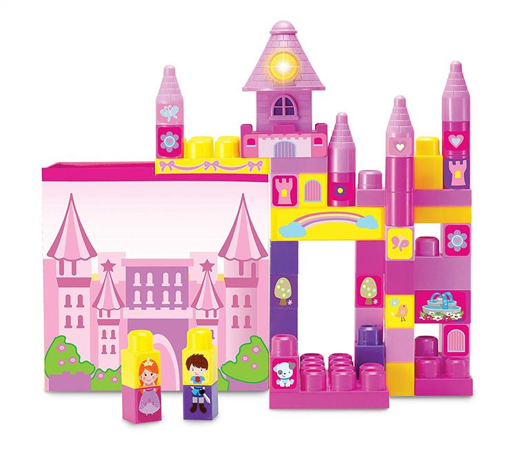 Winfun I-Builder Castle Set, Multi Color