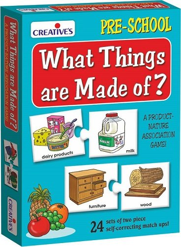 What Things Are Made Of?