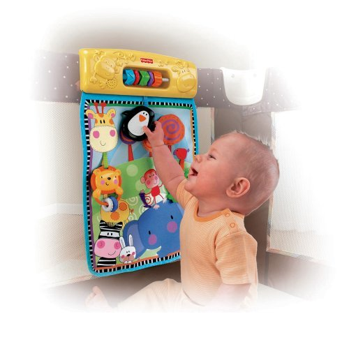 Musical Activity Play Wall