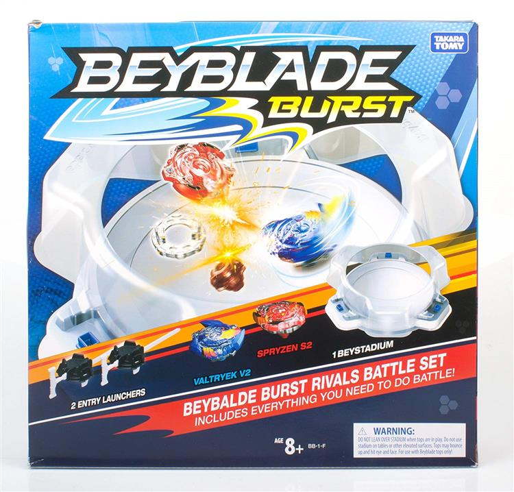 Beyblade Burst Rival Battle Set, Multi Color