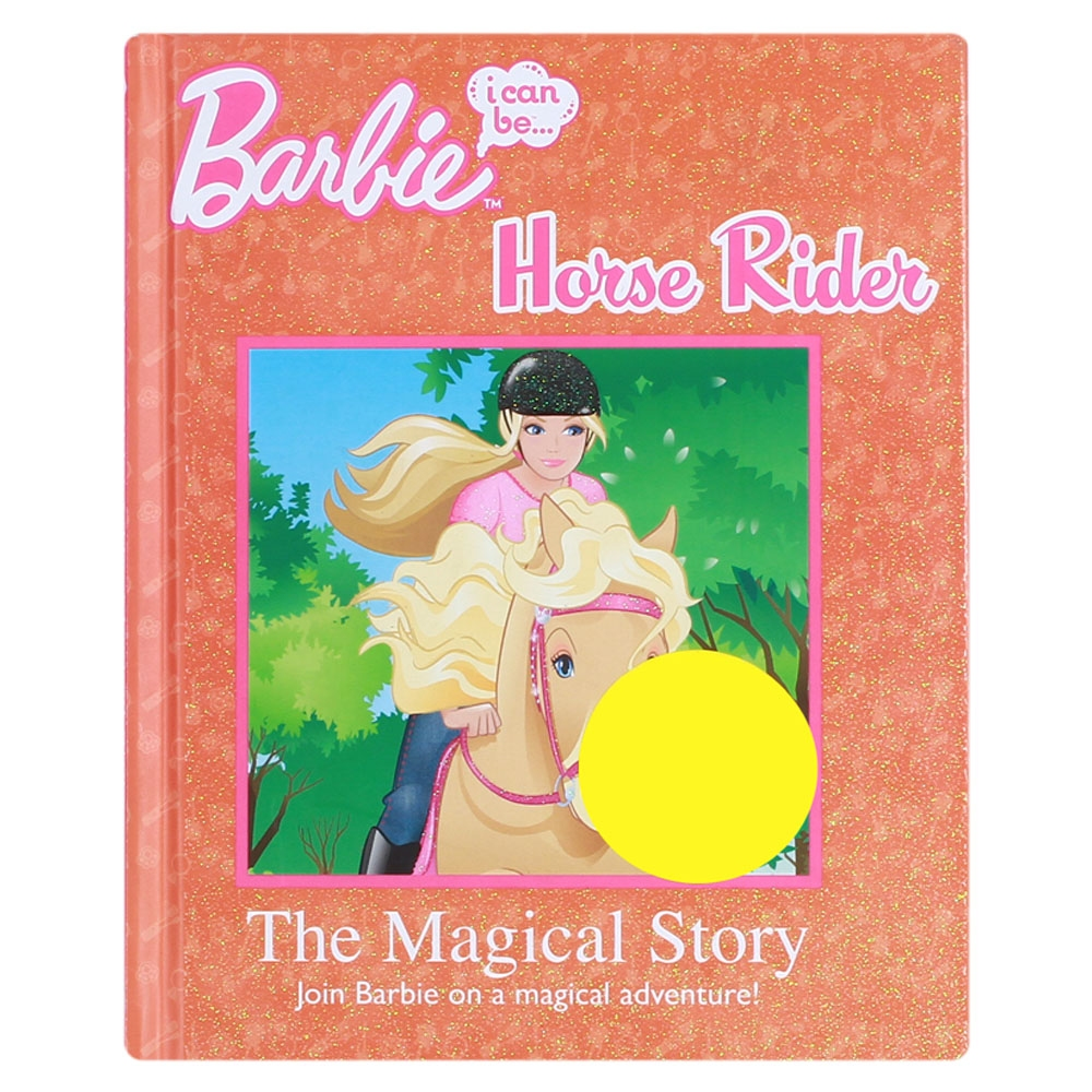 Barbie I can Be Horse Rider