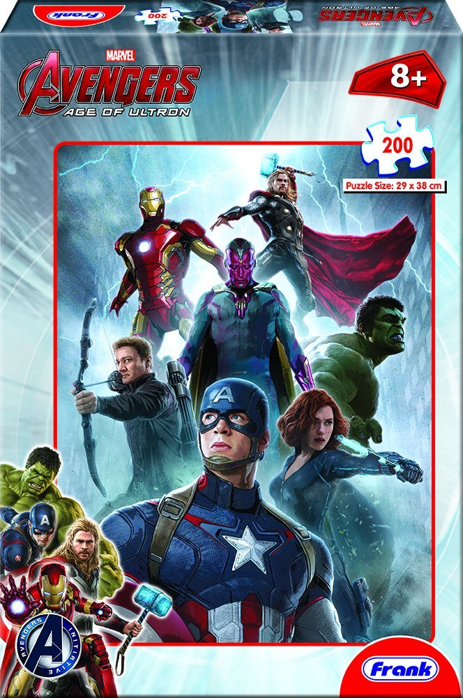 Avengers Age of Ultron 200 Piece Puzzle