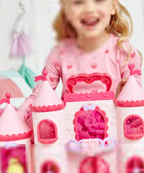 Magical Mimi Enchanted Castle