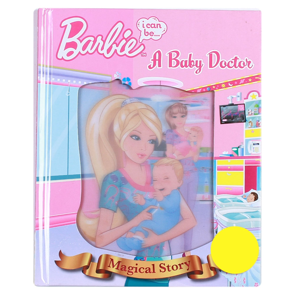 Barbie I Can Be A Baby Doctor