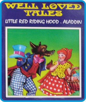 Well Loved Tales : Little Red Riding Hood, Aladdin