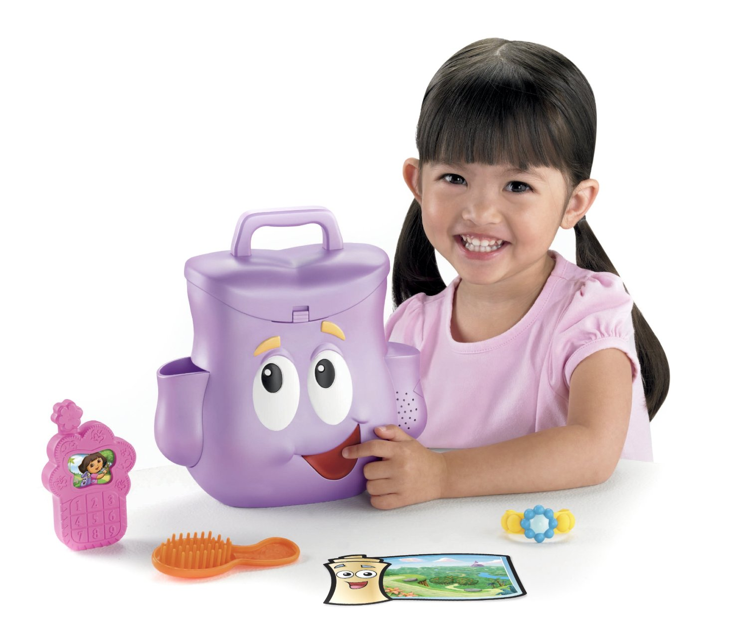 Dora Talking Backpack