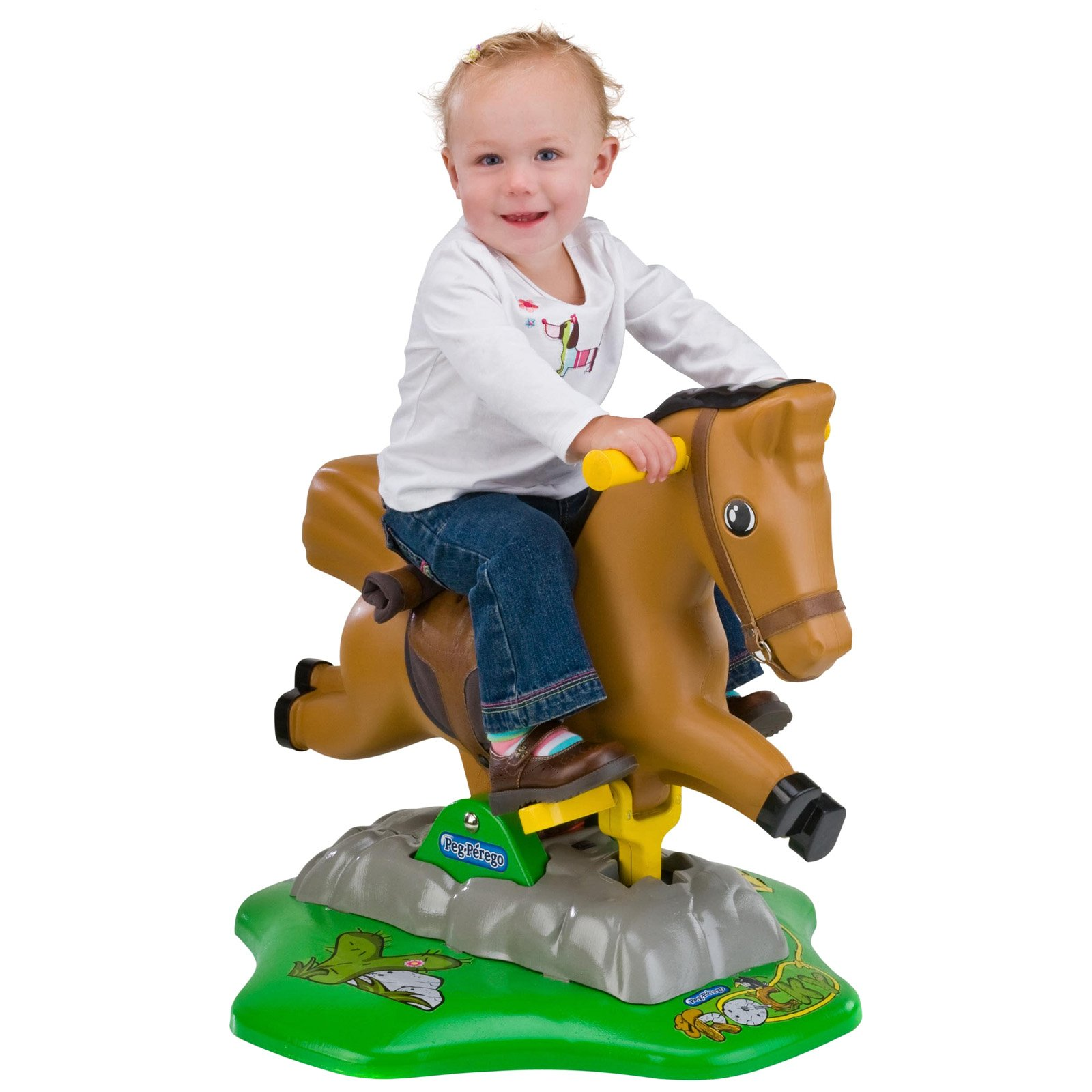 Battery Operated Rocking Horse