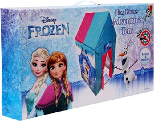 Disney Frozen Pipe Tent For Kids